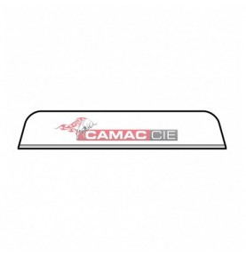 ENSEIGNE LED EXTRA PLATE POUR DAF CF