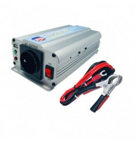 TRANSFORMATEUR 24V/230V 600W DC/AC