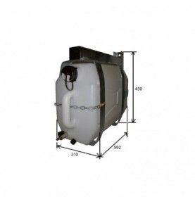 Réservoir à eau plastique...