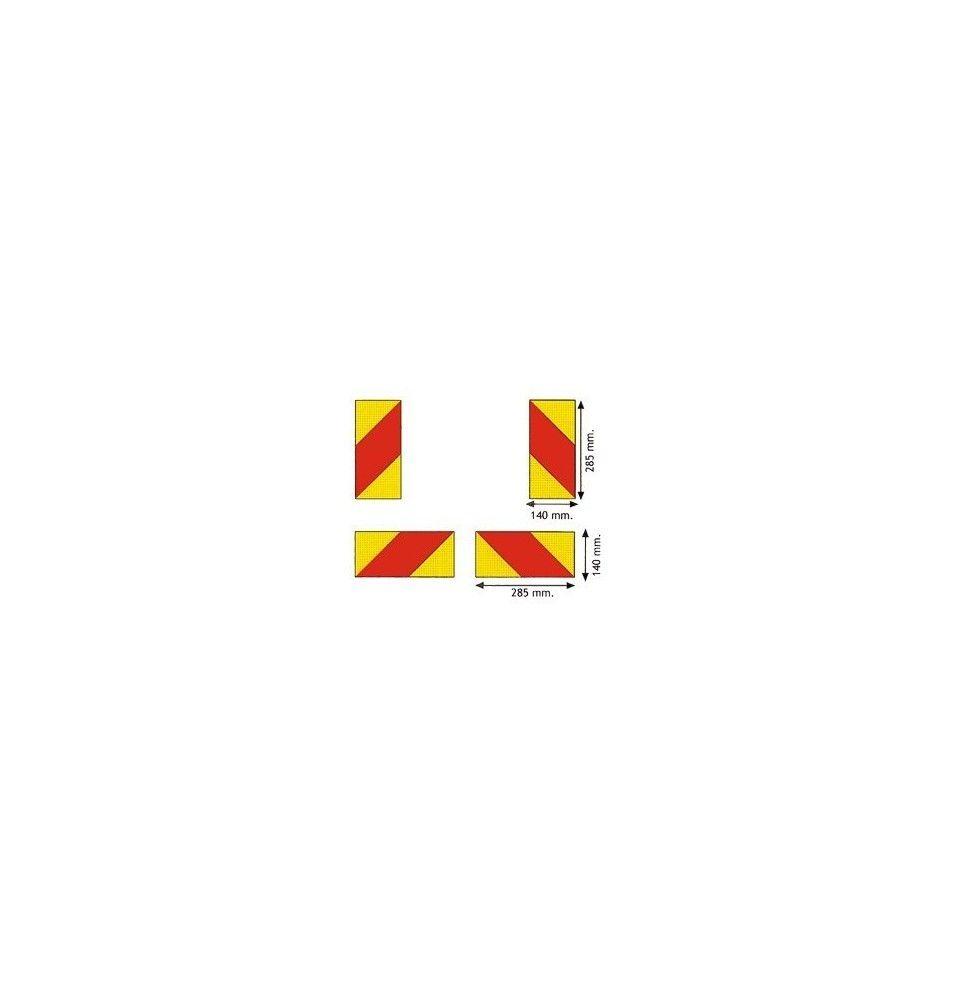 Rampe de Calandre cablée INOX DAF XF 95-105