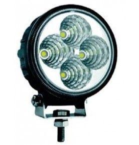 Phare de travail rond 4 LED
