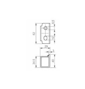 Tri-flash relevage manuel sur kit compact 500 mm