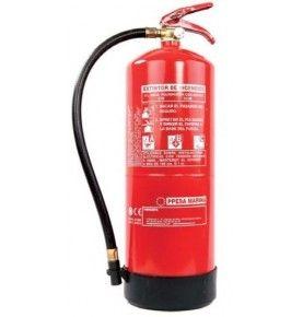 extincteur 45 litres eau pperma.