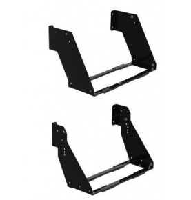Support de cales de roues en tôle 480 mm