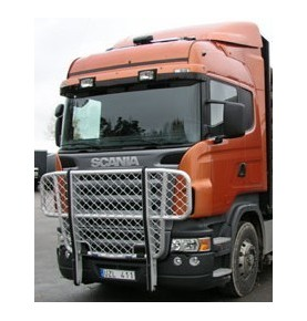 TABLETTE DAF XF95 & 105 PASSAGERE NOIRE