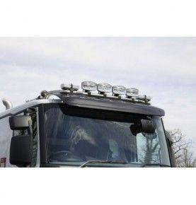 Rampe de toit inox pour Renault T et C