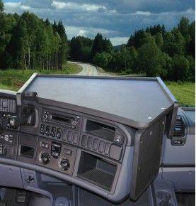 Coin de pare chocs droit cabine haute - Scania R 2010