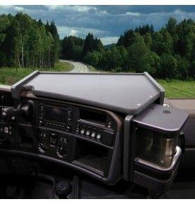 Coin de pare chocs gauche cabine basse - Scania R 2010