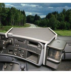 Pare chocs central sans grille cabine basse - Scania R 2010