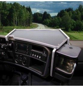 Coin de pare chocs droit cabine basse - Scania R 2010