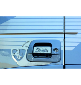 Phare avant droit antibrouillard chromé - Volvo FH 4