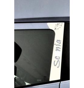 Calotte d'aile droite et gauche cabine haute - MERCEDES MP3