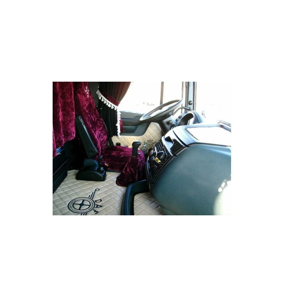 RAMPE DE TOIT PREMIUM CAB HAUTE ALU TRUX