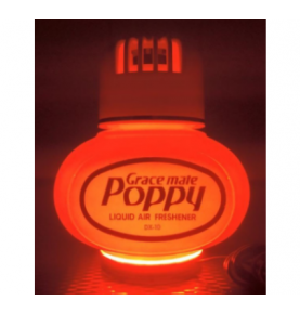 Support lumineux RGB (multicolore) pour parfums Poppy
