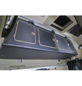 Placard 4 portes pour MERCEDES ACTROS MP4 (Giga Space)