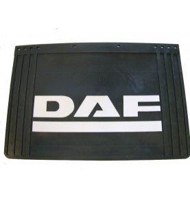 Bavette noire marquage DAF...