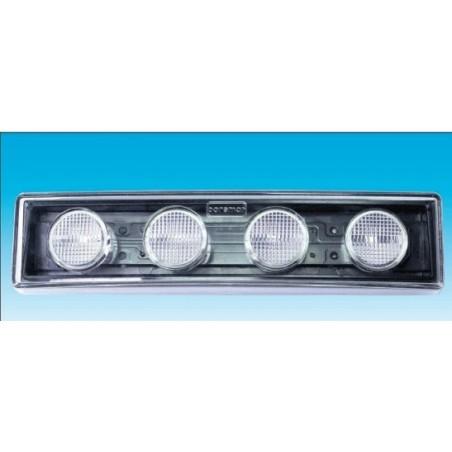 FEU de visière à LED pour SCANIA