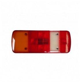 RAMPE DE TOIT TRUX MERCEDES ACTROS MP2 & MP3 CAB S LISSE