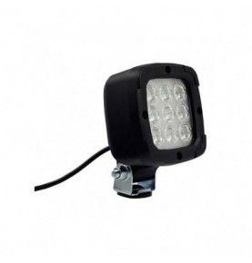 Phare de travail noir LED magnétique