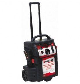 Booster 12/24 V sur roues