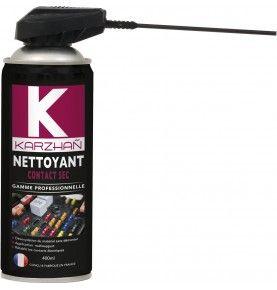 Nettoyant lubrifiant de contact