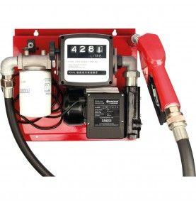 Station gasoil 230 V avec filtre