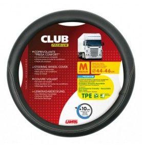 Couvre volant CLUB M ou L (noir)