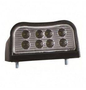 ECLAIREUR DE PLAQUE - 8 LEDS