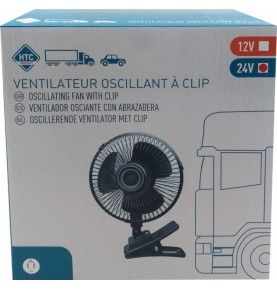 Ventilateur oscillant 24V à...