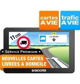 GPS PL SNOOPER PL2400 pour...